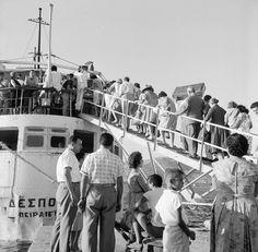 Πάρος 1962 φωτ.Ιωάννης Λάμπρου