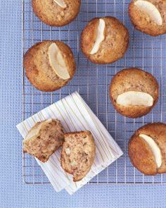 Chunky Apple Muffins Recipe