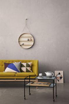 Mensola The Round Dorm / Ø 55 cm