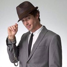 Matt Bomer - ummm i know what to do w/ the extra cuff there Mr Bomer ;)