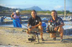 Photos de tournage du prochain film de Beachcomber  Photo-shooting of the new Beachcomber film #MakingOf  by Claude Degoutte, Renaud Vandermeeren, Brice Charrue et Axel Ruhomaully