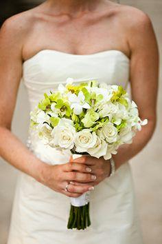 Tropical Wedding Inspiration // Photo By: http://abritandablonde.com