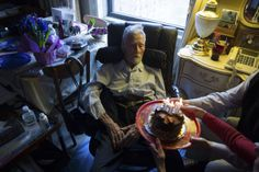 "World's oldest living man, Alexander Imich-- 111 years-old-- is a Polish immigrant & Soviet Gulag survivor, who now lives in Manhattan.  His Secret:  ""Not having children, Quitting smoking, not Drinking alcohol, & Good genes!""  His diet: ""matzo balls, gefilte fish, chicken noodle soup, Ritz crackers, scrambled eggs, chocolate & ice cream.""  At 92, he edited an Anthology: ""Incredible Tales of the Paranormal: Documented Accounts of Poltergeist, Levitations, Phantoms & other Phenomena.""  : )"