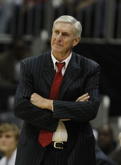 Utah Jazz head coach Jerry Sloan resigned in February 2011. We miss you Jerry!