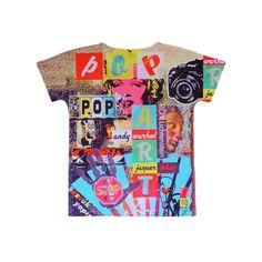 Jasper Johns, Andy Warhol, Fashion Brand, Branding, Mens Tops, T Shirt, Women, Supreme T Shirt, Fashion Branding