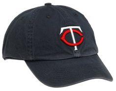 97bf463cb2f Minnesota Twins Clean Up Adjustable Cap  47 Brand.  17.00