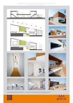 .V12K0102 HOUSE. LEIDEN, THE NETHERLANDS. 2009. PASEL.KUENZEL.