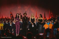 Facts & Figures zum Eurovision Song Contest in Wien Eurovision Song Contest, Eurovision Songs, Facts, Concert, Round Round, Concerts