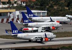Boeing 737-705 LN-TUM 29098 Skiathos Alexandros Papadiamantis Airport - LGSK