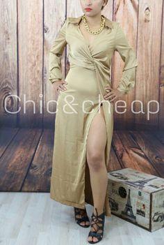 Maxi vestido talla M DISPONIBLE
