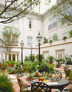 Photos: The Best Hotels in New Orleans - Readers' Choice Awards 2014 - Condé Nast Traveler - New Orleans Hotels, New Orleans Vacation, New Orleans Travel, The Places Youll Go, Places To Go, Beste Hotels, Interior Exterior, Hotels And Resorts, Travel Usa