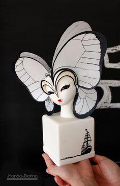 Italian Sugar Dream Collaboration - Madame Butterfly
