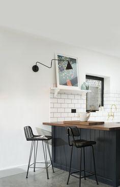 East Dulwich Kitchen by deVOL