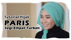 Square Hijab Tutorial on Pinterest   Hijab Style Tutorial, Easy Hijab ...