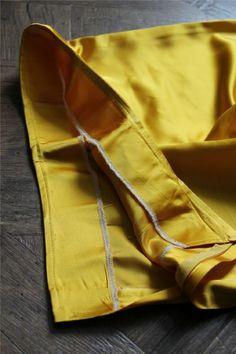 Tuto: Finir le haut d'un pantalon sans ceinture - Plus près d'Acapulco