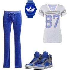Blue!!!