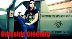 Nieuw bij Divine-Darkness Darkside Clothing
