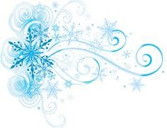 snowflake border - Bing images