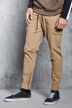 Product Name:Drawstring Cargo Pants, Category:CLEARANCE_ZERO, Price:17