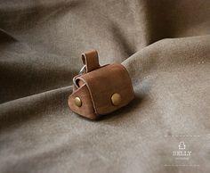 Triangular Coin Bag