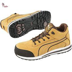 506c7c1c0b2 Puma 633180.44 Dash Wheat Chaussures de sécurité Mid S3 SRC HRO Taille 44 -  Chaussures puma