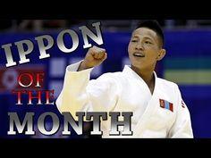 IPPON OF THE MONTH | Tsogtbaatar Tsend-Ochir | 柔道