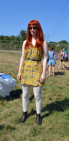 Bestival Style Spotting | Fashion blog | Oxfam GB