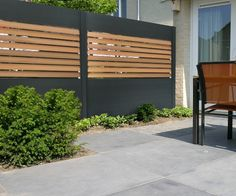 Modern Fence Design They Are No Longer Just To Secure Space And Mark Boundaries Fence Walls Used As The Edging To Frame Garden Modern Fence Design Ideas For Outdoor Decoration Modern Wooden Fence Desi