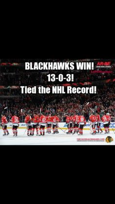 BLACKHAWKS!!!