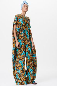 patterns print The complete Tome Pre-Fall 2016 fashion show now on Vogue Runway. Fall Fashion 2016, Look Fashion, Fashion Show, Womens Fashion, Fashion Design, African Print Dresses, African Print Fashion, African Dress, Ethno Style
