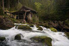 Gollinger Tal, Austria