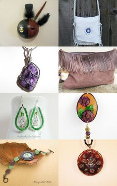 Spring finds Tuesdays treasures by Julie Burkett on Etsy--Pinned with TreasuryPin.com