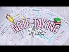 How I Take Notes In Medical School | Note Taking Tips from a Medical School Student! - YouTube