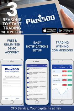 Buy & Sell stock CFDs online from your mobile! Trade anywhere & anytime with Plus500 app! Get £20 Welcome Bonus! T&Cs apply