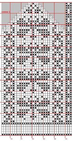 Knitted Mittens Pattern, Fair Isle Knitting Patterns, Fair Isle Pattern, Knit Mittens, Knitting Charts, Knitting Socks, Knitting Designs, Knitting Stitches, Mitten Gloves