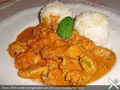 Indisches Chicken Korma, ein sehr schönes Rezept aus der Kategorie Eintopf. Bewertungen: 390. Durchschnitt: Ø 4,6.