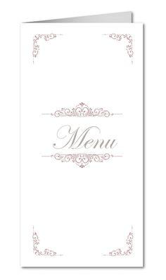 menu mariage fanions multicolores Menu Pinterest