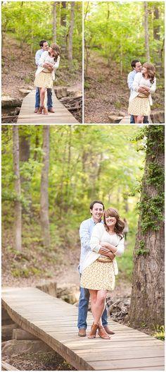 Northwest Arkansas Engagement Photographer