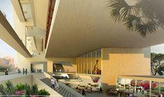 Concurso Internacional de Arquitectura Universidad de Ingeniería y Tecnología UTEC. Primer Premio Grafton Architects