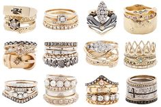 The Ring Designer That Changed My Mind About Engagement Rings via @WhoWhatWear