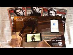 Sony Argentina y su primera publicidad con NFC en el país - http://www.tecnogaming.com/2013/08/sony-argentina-y-su-primera-publicidad-con-nfc-en-el-pais/