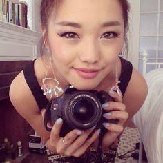 Party Makeup, Lip Makeup, Jenn Im, Asian Makeup, Glossy Lips, Makeup Inspiration, Eyeliner, Instagram Posts, Beauty