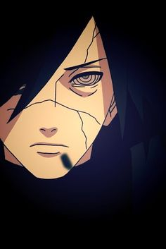 Madara. That face. That Eyes. That hair. That expression *_* #madara #uchiha