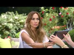 Jennifer Lopez - Verizon Commercial 2012 (Spanish Version) - YouTube