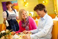 Wir verwöhnen unsere Gäste mit regionalen und internatinalen Speisen All Inclusive Urlaub, Tourism