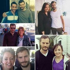 Jamie is so Wonderful to his fans....always takes the time for a photo  #jamiedornan