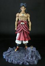 MODEL FANS Dragon Ball Z 33cm normal Broli gk resin figure toy for Collection Handicrafts //Price: $US $197.40 & Up to 18% Cashback on Orders. //     #homedecor