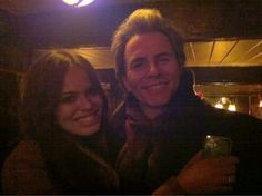 John Taylor with daughter, Atlanta