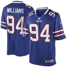 Mario Williams Buffalo Bills Nike Game Jersey - Royal Blue - $49.99
