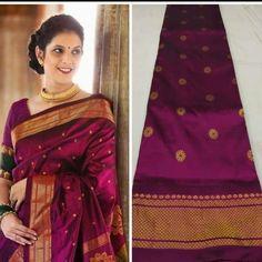 Image may contain: 1 person Bridal Sarees South Indian, Bridal Silk Saree, Indian Silk Sarees, Indian Bridal Outfits, Indian Bridal Fashion, Indian Bridal Wear, Ethnic Sarees, Indian Gowns, Indian Wear